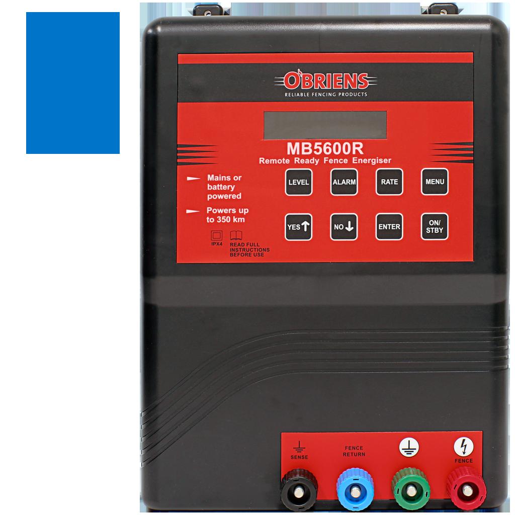 350km Mains/Battery Energiser-10046