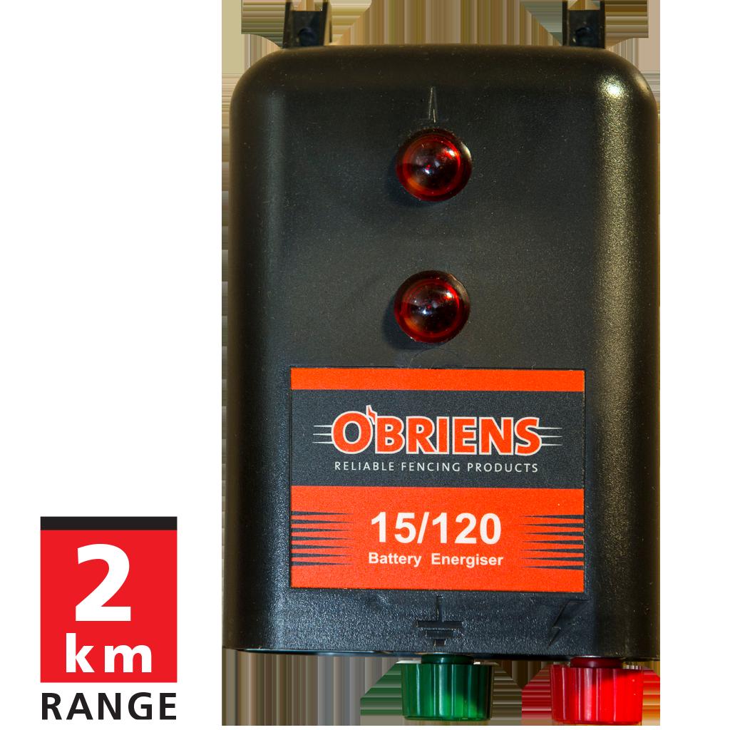 2km Battery Energiser-10090