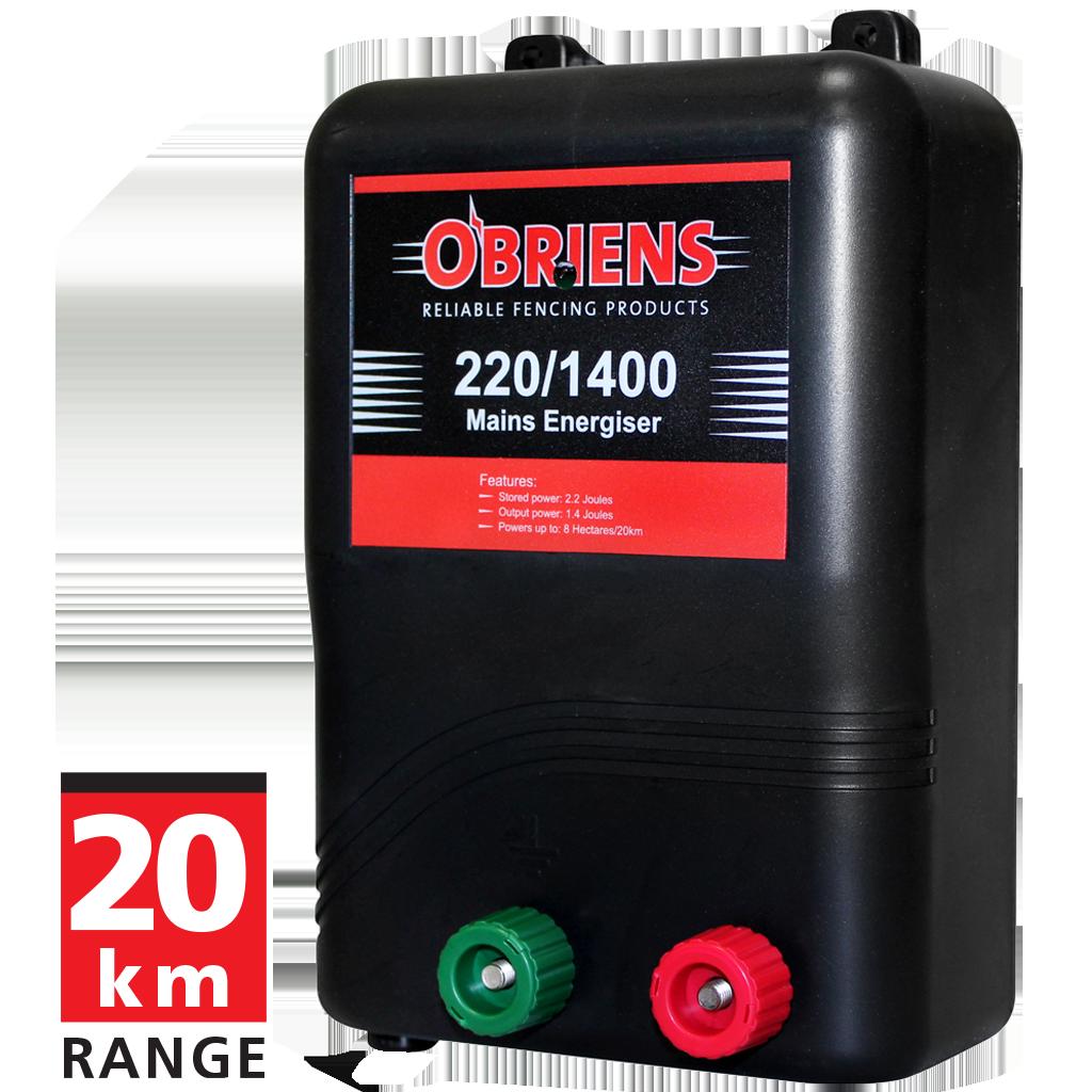 20km Mains Energiser-10092